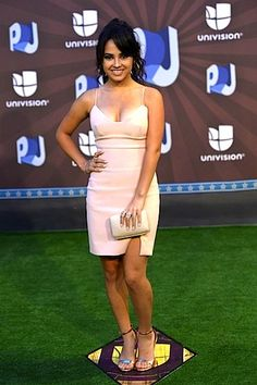 Get The Look: COVERGIRL Becky G At 2014 Premios Juventud Awards - Makeup Trends