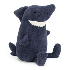 Jellycat Knuffel | Toothy Shark Small | Little Wannahaves