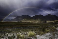 'Tasmanian Rainbow' by dariocasagrande Wanderlust, Around The Worlds, Rainbow, Nature, Travel, Naturaleza, Rain Bow, Viajes, Destinations