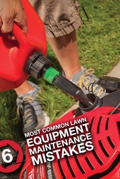 6 Most Common Lawn Equipment Maintenance Mistakes by Troy-Bilt