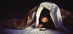 Screen time before bed affects kids' sleep far worse than adults, according to new research from from University of Colorado, Boulder - despite this, of children have access to media devices in their own bedrooms. Insomnia Cures, Good Night Messages, Cellular Level, Natural Sleep, Kids Sleep, Menopause, Natural Cures, The Cure, Nature Photography