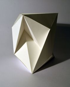 Abstract Geometric Forms by Owen Whiting, via Behance