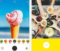 Line Corp lanza Foodie (iOS/Android) para capturar estupendas imágenes de comidas