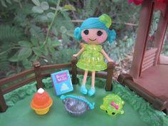 Mini Lalaloopsy *JELLY WIGGLE JIGGLE* Doll ~Complete w/ pet&accessories! Lot m12 #Dolls