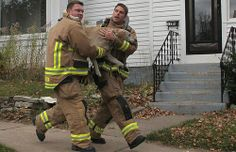 firefighters=hot. firefighters that save dogs=even hotter