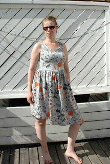 Norpan kotona: Olipa kerran mekko...