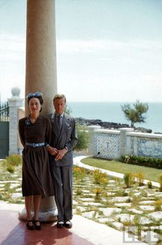 : Duke of Windsor Duchess of Windsor Wallis Simpson King Edward VIII