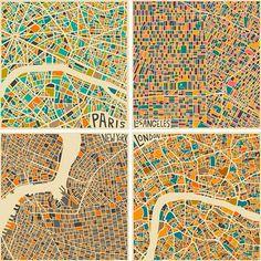 #maps #cartography #xmaswishlists #subLAforSanfran #subParisforBerlinorVenice #worldisyouroyster