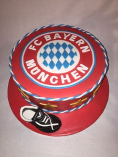 FC Bayern Torte - Carlottas Backwahn