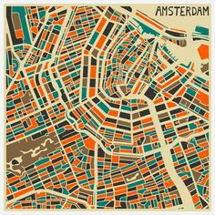 Jazzberry Blue: Amsterdam