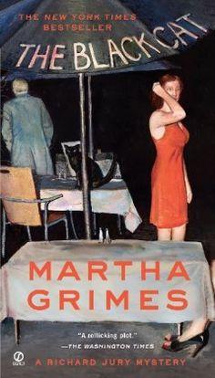 Bestseller Books Online The Black Cat: A Richard Jury Mystery Martha Grimes $9.99  - http://www.ebooknetworking.net/books_detail-0451232941.html