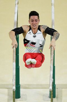Marcel Nguyen / Germany / Athlete / Gymnastic / gymnast / Champion
