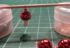 Paper Minis Weekly Newsletter-  How To Christmas Ornament