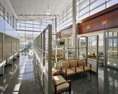 Long Island Jewish Medical Center  Long Island, New York, Perkins Eastman