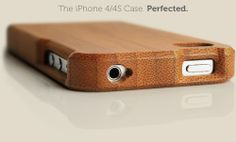 Beautiful customizable bamboo iPhone cases. $89 #iphone #cases #accessory