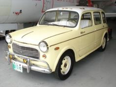 oh. my. goodness. I love this! 1960 Fiat 1100 Wagon.