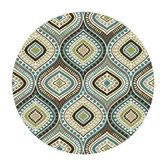 Found it at Wayfair - Capri Blue Area Rug