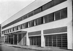 Budapest, Weiss Üvegház, 1934. / Kozma Lajos
