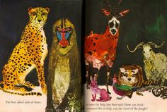 The Art of Children's Picture Books: The Lion and the Rat, Brian Wildsmith