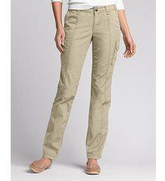 Eddie Bauer - Backpack Ripstop Cargo Pants $60.