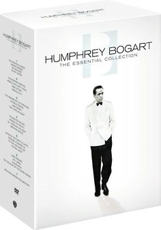 This collection of Humphrey Bogart films features some of his greatest films including KEY LARGO, THEY DRIVE BY NIGHT, THE ROARING TWENTIES, PETRIFIED FOREST, and the classic CASABLANCA. Color: Forest