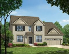 TBB Montego II #14009267 - NEW CONSTRUCTION  in Willow Walk Estates by Payne Family Homes! The Montego II is a 4 bedroom (plus a loft), 2.5 bath, 1.5 story with 3,090 square feet of living space.