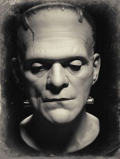 ArtStation - CG Karloff Monster, Kris Costa