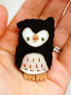 Little Felt Owl-possible swap?