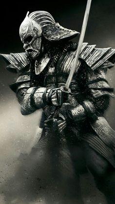 Detailed Samurai