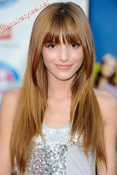 bangs for hair | 36 Gorgeous Long Straight Hairstyles With Bangs 2013 Photos
