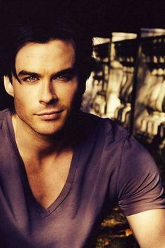 I love me some Ian Somerhalder !  We know how to grow them in the south.