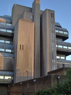BRUTALISM by Timberblog on Flickr.    Southbank, London