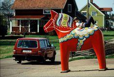 Lasse Persson - Nusnäs, Sweden, 1985
