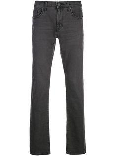 J Brand Kane jeans - Black Brand You, Black Cotton, Black Jeans, Women Wear, Slim, Mens Fashion, Fashion Design, Shopping, Clothes