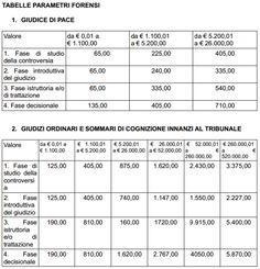 NOVITA' : La fattura dell'avvocato diventerà più salata: sono previsti aumenti fino al 50% - recupero crediti - Studio Stefano Parisi