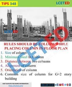 Civil Engineering Handbook, Civil Engineering Works, Engineering Notes, Civil Engineering Construction, Perimeter Of Shapes, Perimeter Of Rectangle, Stair Stringer Calculator, Types Of Foundation, Steel Structure Buildings