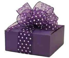 Purple Delight Gift Wrap