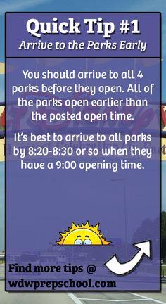 Find lots more tips for your Disney trip @ wdwprepschool.com ...