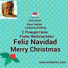 Feliz Navidad a todos ⛄