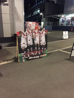 ST George Illawarra Dragons and Allianza Stadium fan engagement