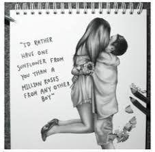 Image result for easy sketch of relationship