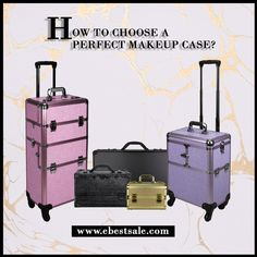d6eb2c84a Are you looking for a makeup case that will fit all of your beauty  essentials?