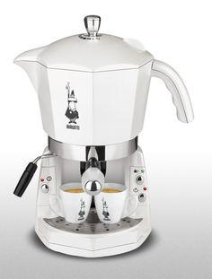 Barista Coffee Machine, Coffee Maker, Espresso Maker, Espresso Machine, Kitchen Tools, Kitchen Appliances, Bialetti, Coffee Art, Mugs