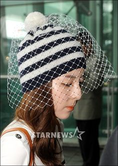 Dara's weird looking beanie