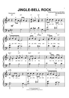 Jingle-Bell Rock Sheet Music