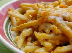 Fries with Cheese & Gravy (Poutine)