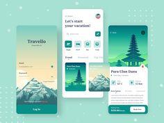 Best Ui Design, Web Design Tips, App Ui Design, Moodboard App, Design Thinking Process, Planning App, App Design Inspiration, Mobile Ui Design, Mobile App Ui