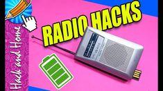 SOLUCIONES FÁCILES EN RADIOS Y BATERÍAS CON ESTOS HACKS Radios, Bose, Hacks, Electronics Gadgets, Beautiful Things, Tips