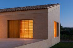 St Tropez Houses - John Pawson