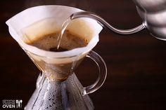 How To Make Pour-Over Coffee | gimmesomeoven.com